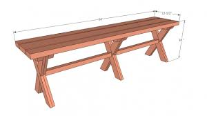 impressive fancy wood picnic table with detached benches diy
