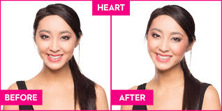 oblong face low hairline the best blush for your face shape blush according to face shape