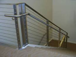 Cable Banister Cable Railing Home Custom Cable Railing
