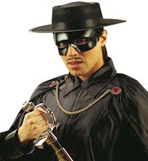 el zorro halloween costumes amazon com black el gaucho zorro felt hat clothing