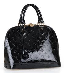 LV black handbag