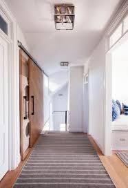 beautiful new hallway decor hallway runner barn doors and barn hall laundry room with gray wash barn doors on rails cottage