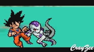 dragonball animations goku vs freiza goku transformation super