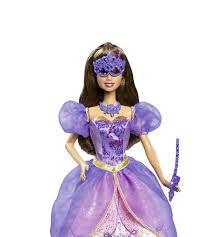 barbie musketeers viveca doll import