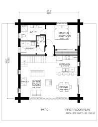horseshoe bay log cabin alternate floor plan north american log horseshoe bay log cabin variation main floor