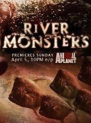 ver monstruos de rio piranas