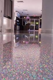 Epoxy Flooring Kitchen by Pearl White Epoxy Fairfax County Virginia Jpg Basement