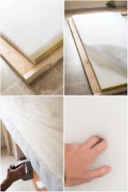 How To Make A Tufted Headboard Tufted Headboard How To Make It Own Your Own Tutorial