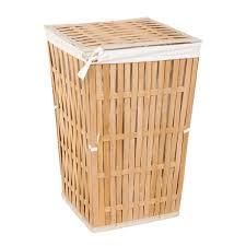 couette en bambou panier à linge en bambou tressé avec sac les douces nuits de maé