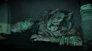wild hunt witcher 3 werewolf the witcher 3 wild hunt geralt vs werewolf youtube