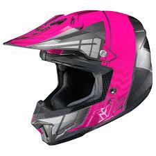 Dp Hjc Cl Xy Ii Cross Up Youth Girls Motocross Helmets Motocross