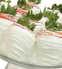 White Chocolate Covered Strawberries 1 Dz Classic White Chocolate Berries 12 Incredible Whitechocolate
