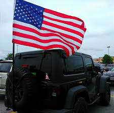 Hitch Flag Oldsoldierironworks Com Freedom Flyer Jeep Tire Flagpole