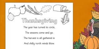 thanksgiving poem colouring sheet thanksgiving thanksgiving