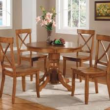Cream Colored Dining Room Furniture by Dining Best Round Pedestal Dining Table For Elegant Dining Room