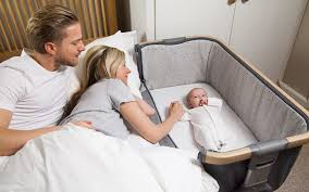 Bed Crib Tutti Bambini Cozee Bedside Crib Nursery Baby