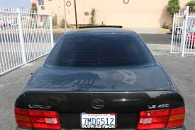 lexus utah county lexus ls 400 window tint windowtintz com