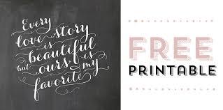 printable love quotes and sayings printable love quotes inspiration five free printable love quotes