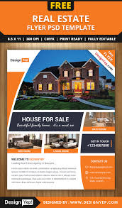 free real estate flyer templates inspirational free real estate brochure template pikpaknews