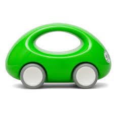 amazon com kid o go car early learning push u0026 pull toy green
