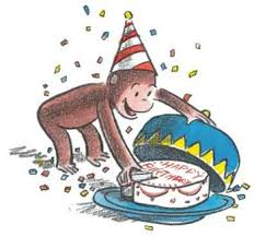 curiosity george birthday party planner curious george