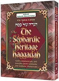 sephardic haggadah pdf a sephardic passover haggadah with translation and commentary