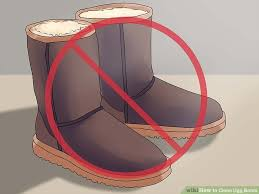 ugg stubby holders original ugg 3 easy ways to clean ugg boots with pictures wikihow