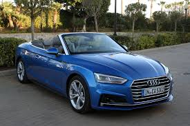 audi dashboard a5 2018 audi a5 cabriolet and audi s5 cabriolet review autoguide