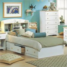 Full Bed With Storage Have Your Children Twin Bed With Storage For Well Organized Kids