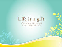 is a gift the daily quotes