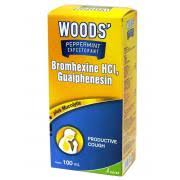 Obat Woods majushop obat batuk syrup benadryl 50ml batuk berdahak
