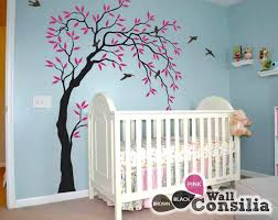 Nursery Wall Decals Canada Decorating Nursery Walls Print Wall Click For Nursery Decor