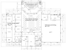 church floor plans free construction archive beacon free will baptist church