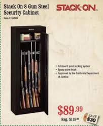 black friday deals on gun cabinets the american furniture classics 916 16 gun metal cabinet has the