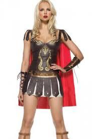 Superhero Halloween Costumes Women Gladiator Women Halloween Leather Superhero Costume Pink Queen