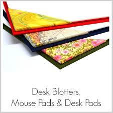 Decorative Desk Pads And Blotters by Parvum Opus Shop