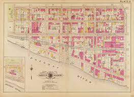 Georgetown Map Great Old Survey Maps For Georgetown The Georgetown Metropolitan
