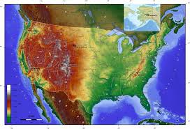 Usa Maps With States by United States Map Nations Online Project Maps Update 800595 Map