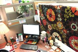 Work Desk Decoration Ideas Articles With Cubicle Decoration Themes For Competition Tag