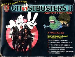 ghostbusters ii modern publishing activity book series