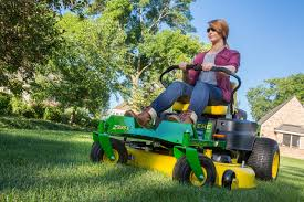 john deere enhances residential mowers for a quick quality cut