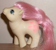 pony hair g1 my pony identification by color