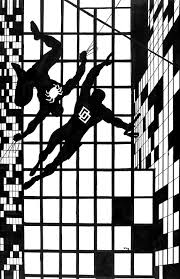 marvel comics of the 1980s 1984 daredevil and spider man