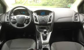 Ford Escape Dashboard - 2014 ford focus 1 6 cdti econetic review u2013 driven to write