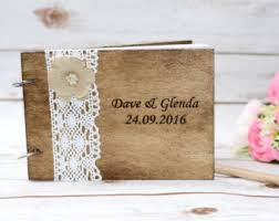 customizable guest books wedding guest books etsy ie
