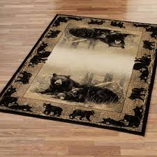 Camo Rugs For Sale Decorating Rustic Area Rugs Rustic Rug Moose Area Rug