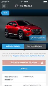 mazda account my mazda izinhlelo ze android ku google play