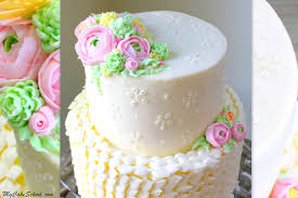 cakes candy and flowers video tutorials my cake