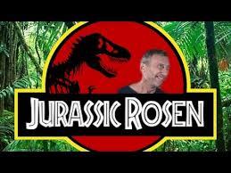 Jurassic Park Birthday Meme - jurassic rosen cinematic rosen collab entry youtube