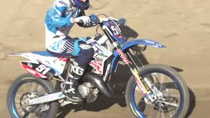 transworld motocross magazine italian stallion 2016 tm mx 144 transworld motocross youtube